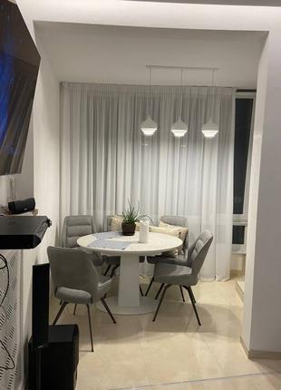 Квартира с дизайнерским ремонтом и видом на море
