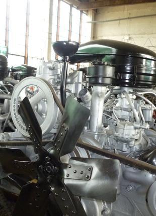 Двигатель Урал 375 (бензин)