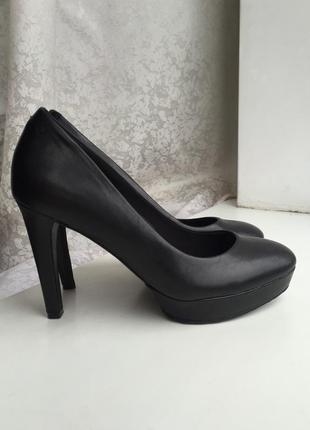 Кожаные туфли rockport by adidas, р.37 супер качество adiprene+