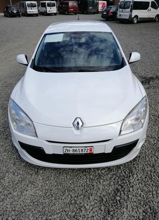 Renault Megane 2010 Original Швейцария Растаженое