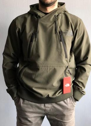 Худи pullover hoodie ➕the north face оригинал