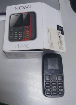 Мобильные телефоны Б/У Nomi i144C