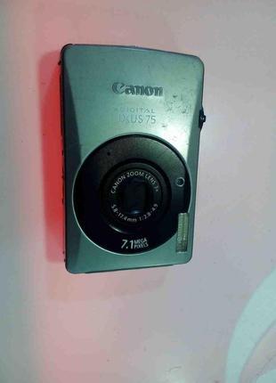 Фотоаппараты Б/У Canon Digital IXUS 75