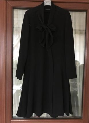 Платье джерси миди эксклюзив дизайнерское дорогой бренд герман...