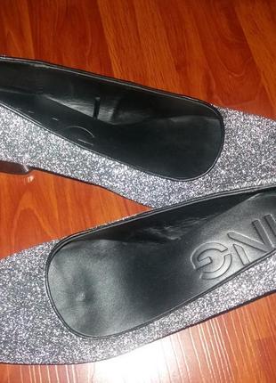 Супер нарядные туфли фирмы mango