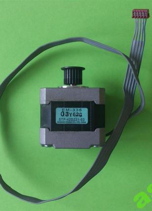 Мотор для 3D принтера (Шаговый двигатель EM-336 Epson FX-890)