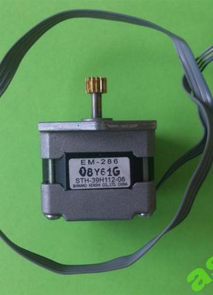 Мотор для 3D принтера (Шаговый двигатель EM-286 Epson FX-890)