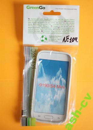 Чехол, Бампер для моб телефона Samsung i9190 S4