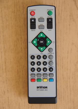 Пульт INVION DVT-00201-IEU
