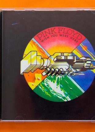 Музыкальный CD диск. PINK FLOYD - Wish you were here