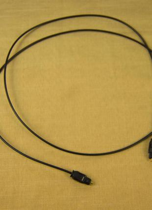 Оптический кабель Toslink 1метр (Германия)