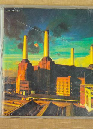Музыкальный CD диск. Pink Floyd - Animals (1977)