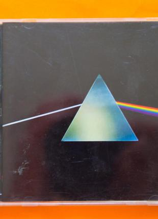 Музыкальный CD диск. PINK FLOYD - Dark side of the moon