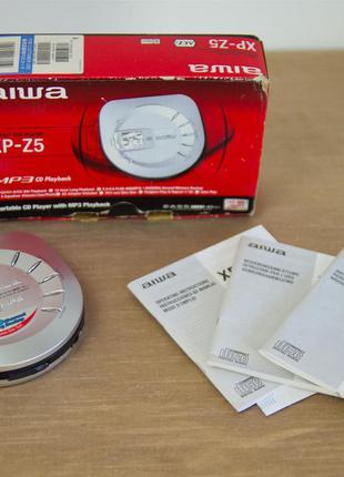 CD плеер AIWA XP-Z5 (CD, mp3)