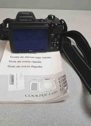 Фотоаппараты Б/У Nikon Coolpix L120