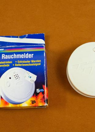 Сигнализатор дыма (Автономний датчик дыма) из Германии