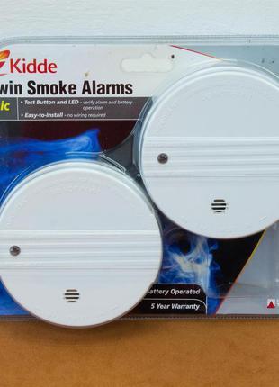 Сигнализатор детектор дыма Kidde (USA) 2шт