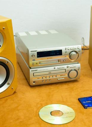 Минисистема Sharp MD-MX30H (MD, CD, Радио)