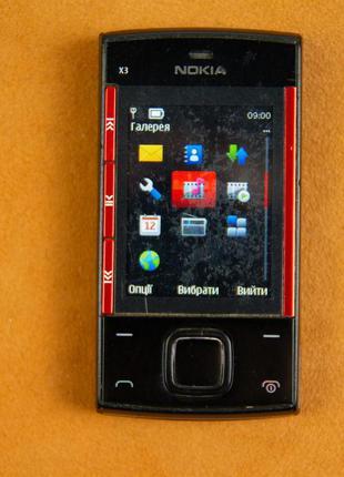 Мобильный телефон Nokia X3