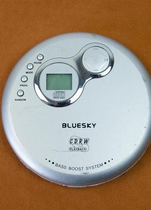 CD mp3 плеер BLUESKY BCD55