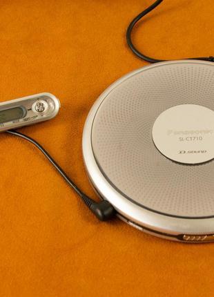 CD MP3 плеер Panasonic SL-CT710 (Топовый)
