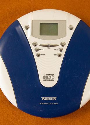 CD плеер Watson CD1021 (из Германии)