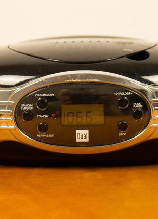 Бумбокс DUAL P30 (CD, FM, USB)