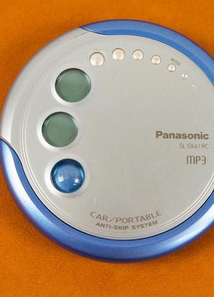 CD mp3 плеер Panasonic SL-SX419C