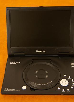 Портативный проигрыватель CLATRONIC CTV 789 DVB-T (TV, DVD, SD...