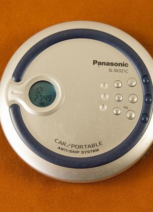 CD плеер Panasonic SL-SX321C