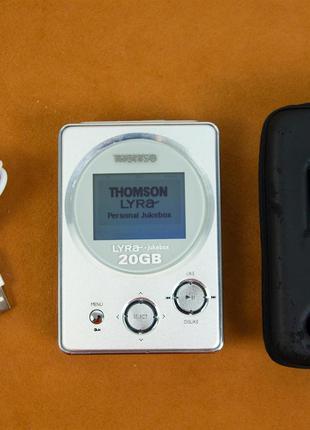 Топовый MP3 плеер Thomson Lyra PDP2840U (HDD 20Gb)