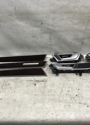 Молдинг декоративный двери задней левый AUDI A6 C6 4F0867419A