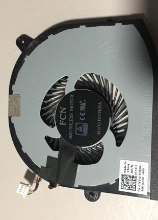 Кулер для ноутбука DELL XPS 15 9560 OVJ2HC