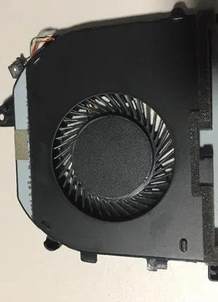 Вентилятор (кулер) для Dell XPS 15 9570 (008YY9, 08YY9, DFS501105