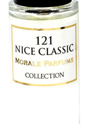 Парфюмированная вода для мужчин Morale 121 Nice Classic 30 мл