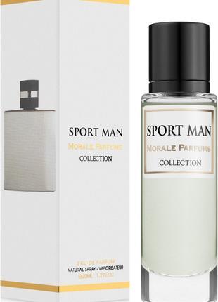 Парфюмированная вода для мужчин Morale Parfums Sport Man 30 мл