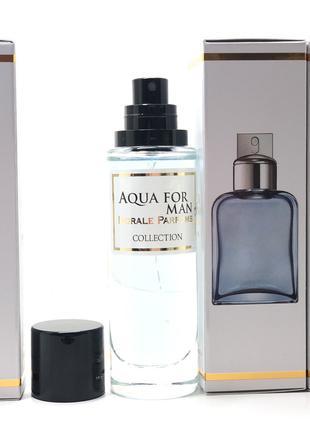 Парфюмированная вода для мужчин Morale Aqua For Man 30 мл