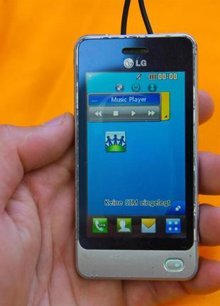 Смартфон LG GD510 (№165)