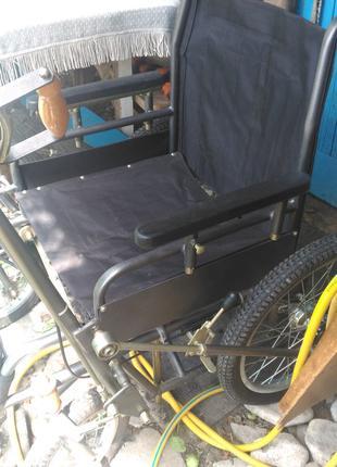 Новая коляска инвалидная ДККС -2-01-46