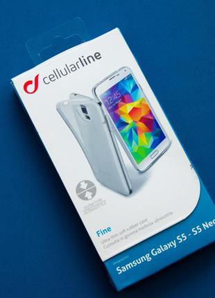 Чехол на телефон Samsung Galaxy S5 (S5 Neo)