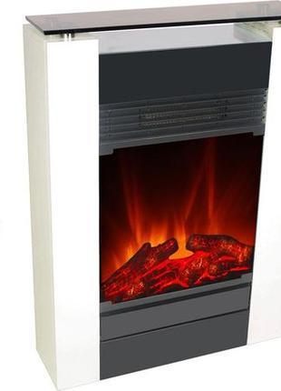 Электрокамин El Fuego Tessin Белый |Новый камин |Германия • Уц...