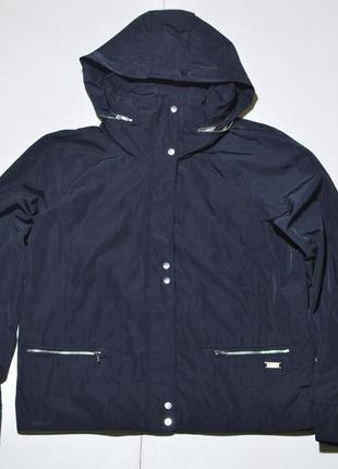 Ветровка, куртка abercrombie & fitch water wind resistant casual