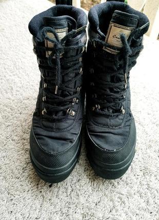 Зимние термо ботинки casual tex
