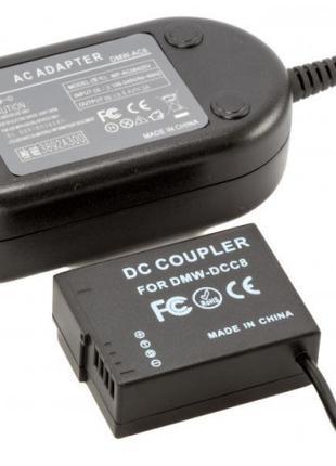 Сетевой адаптер DMW-AC8 + DMW-DCC12 (совместимость DMW-BLF19) ...