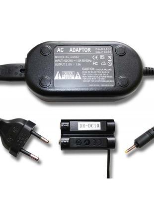 Сетевой адаптер DR-DC10 для Canon Powershot A1300, A1400, A800...