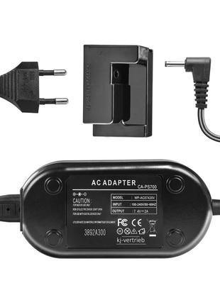 Сетевой адаптер питания ACK-DC50 для Canon PowerShot G10, G11,...