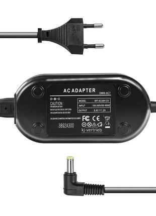 Сетевой адаптер DMW-AC7, DMW-AC7PP для камер Panasonic для Lum...