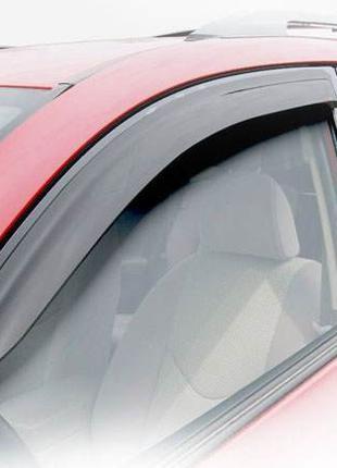 Дефлекторы окон (ветровики) Honda Civic 1995-2000 Sedan