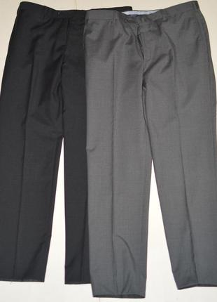 Штаны boggi milano wool trousers