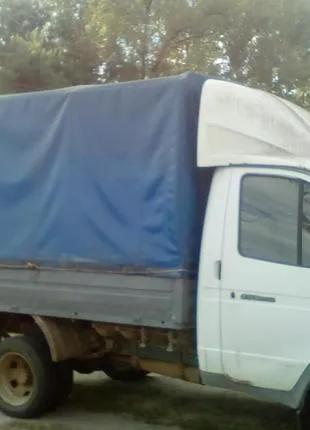 Грузоперевозки на авто газель тент. Грузоподъёмность до 1.5 тонн